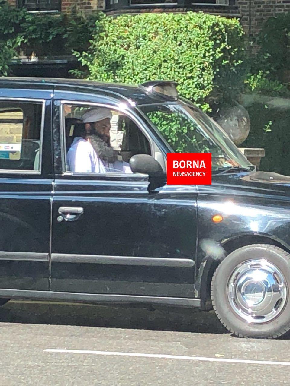 بن لادن در لندن
