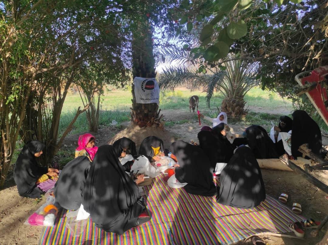 گروه جهادی راهیان شهادت