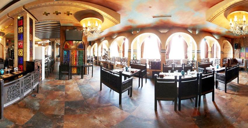 رستوران گردی در تهران