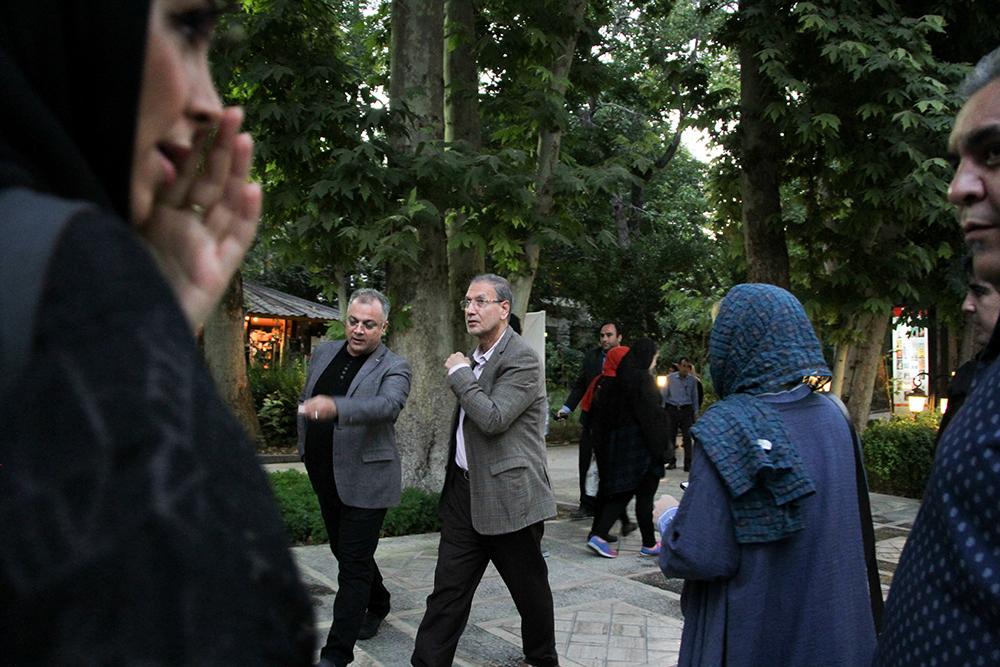 جشن تولد مسعود کیمیایی