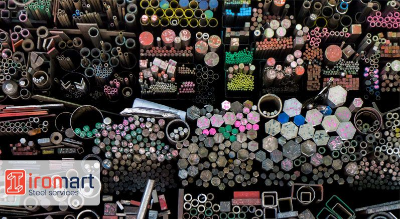 آیرومارت + خرید آهن آلات