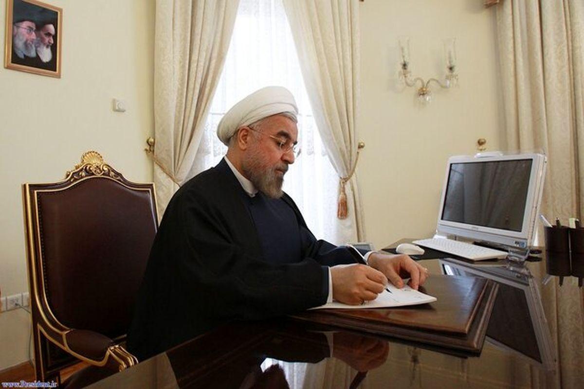 پیام رییس جمهور در آیین افتتاح موزه ملی حقوق قرائت شد