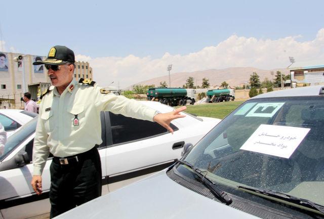 آغاز طرح ترافیکی – انتظامی نوروز 98 در فارس