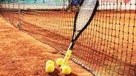 پایان کمپ تمرینی زیر 14 سال فدراسیون جهانی تنیس