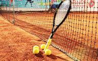 تنیسورهای ایران جواز حضور در فینال مسابقات غرب آسیا را بدست آوردند