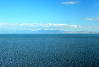 بارقه های امید در دریاچه ارومیه