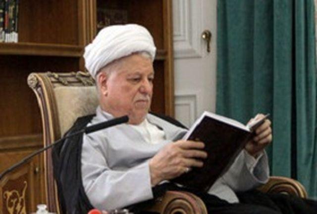 آیتالله هاشمی رفسنجانی درگذشت جبار چحیلی را تسلیت گفت