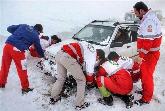 امداد رسانی به 264 نفر گرفتار در سیلاب استان