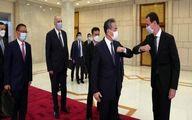 وزیر امورخارجه چین با بشار اسد دیدار کرد + جزئیات