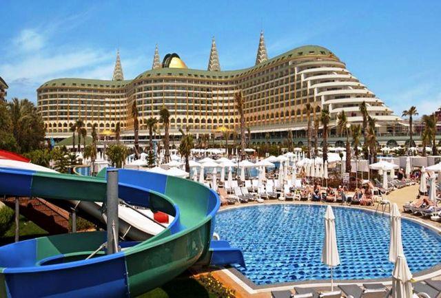 اقامت در هتل های لاکچری با تور آنتالیا
