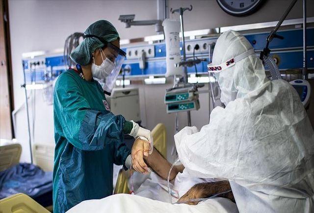 ۲۵۷ بیمار کرونایی در بیمارستانهای استان همدان بستری هستند
