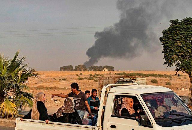 فرانسه بر لزوم تلاش جهت پایان دادن به حملات ترکیه تاکید کرد