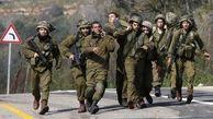وقتی سرباز اسرائیلی از یک سرنگ میترسد!/ فیلم