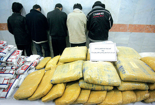 کشف 335 کیلوگرم مواد مخدر در استان ایلام