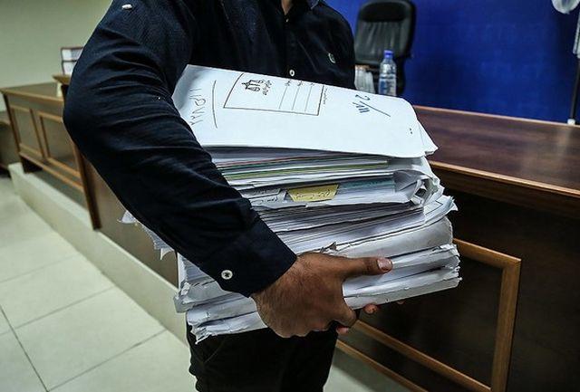 با ابلاغ الکترونیکی در شوراهای حل اختلاف در مصرف ۴۵۰ هزار برگ کاغذ صرفه جویی شد