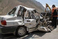 واژگونی پراید در سه راهی اهر ۳ کشته و ۲ مصدوم برجا گذاشت