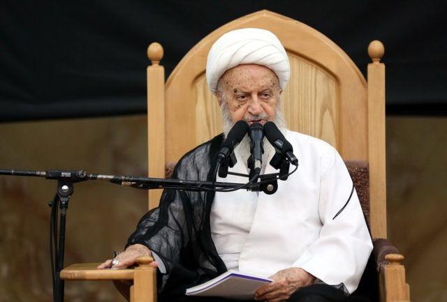 آیت الله مکارم شیرازى به رئیس قوه قضائیه نامه سرگشاده نوشت