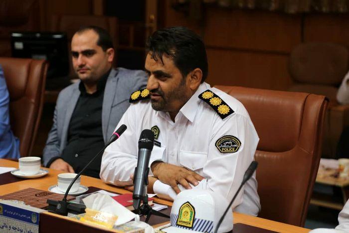 انتصاب سرهنگ موسوی پور به عنوان جانشین پلیس راهور فاتب