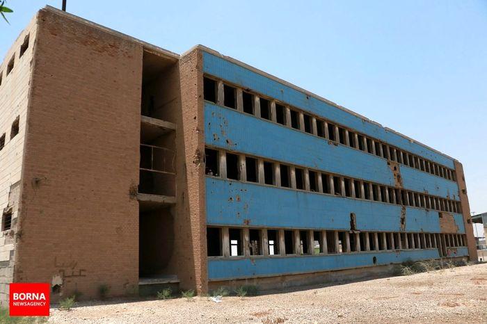 ساختمان قدیم اداره بندر و کشتیرانی خرمشهر به ثبت ملی رسید