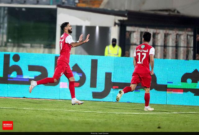 احمد نور و خاطره خوش از دقیقه 84