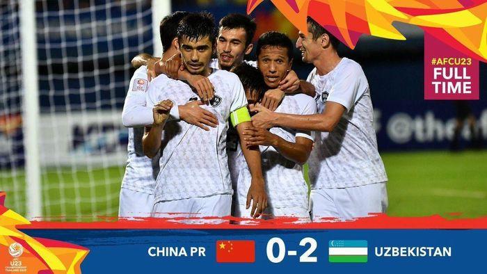 تنها صعود ایران به المپیک+ جدول