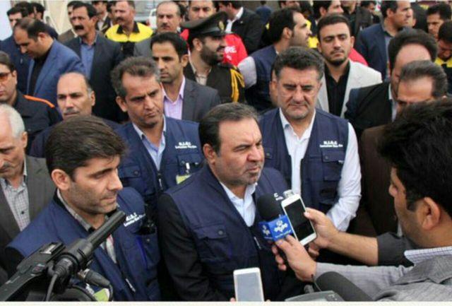 لزوم برگزاری مانور مقابله با حوادث توسط دستگاههای اجرایی استان