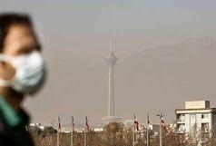 کرونا غلظت ذرات معلق هوا را در پایتخت افزایش داد