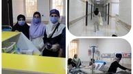 بخش داخلی۲ بیمارستان ولیعصر(عج) خرمشهر به بهره برداری رسید