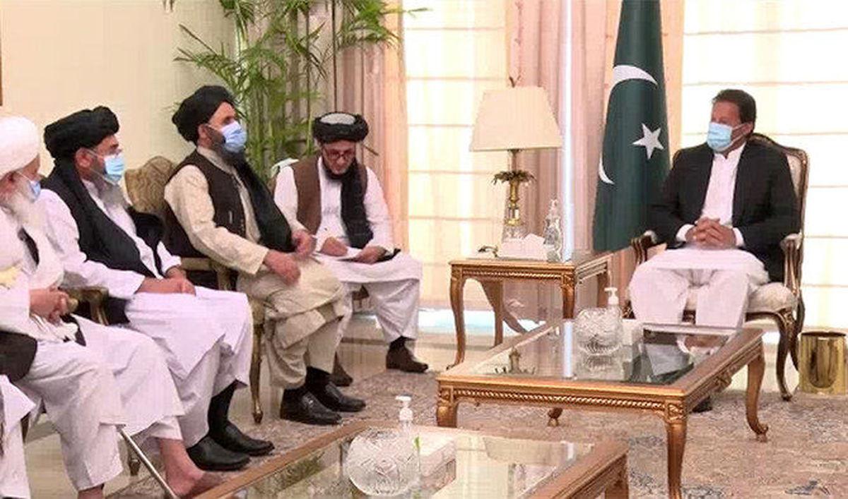 فشار پاکستان بر طالبان