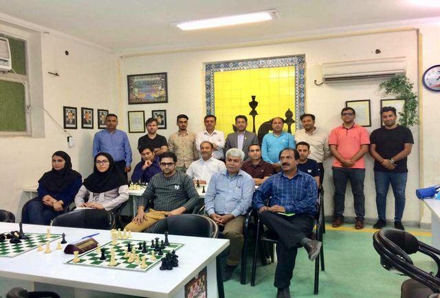 افزایش مربیان درجه دو شطرنج استان هرمزگان