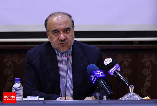 سلطانیفر: از انتقال مدیریتهای ورزشی به نسل جوان خوشحالم/ کارنامه ورزش ایران در سال 97 روشن و درخشان است/ شکست خوردههای انتخابات به مردم آدرس غلط میدهند