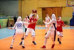 مسابقه تیم بسکتبال بانوان شهرداری قزوین و شهر گرگان لغو شد