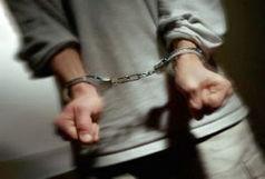 قاتل فراری در خودروی سرقتی به دام پلیس افتاد