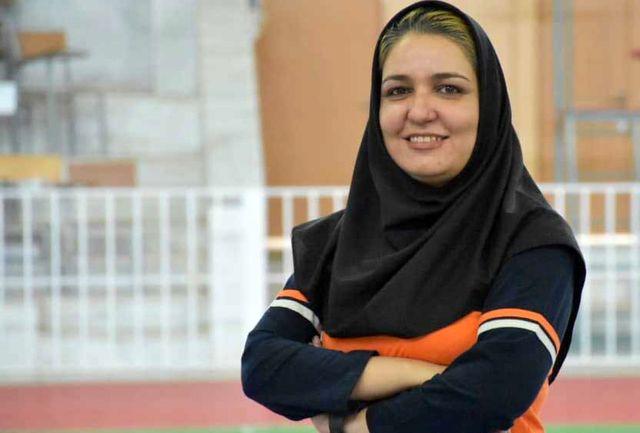 سرمربی تیم فوتسال مس رفسنجان، نامزد برترین مربی فوتسال بانوان جهان