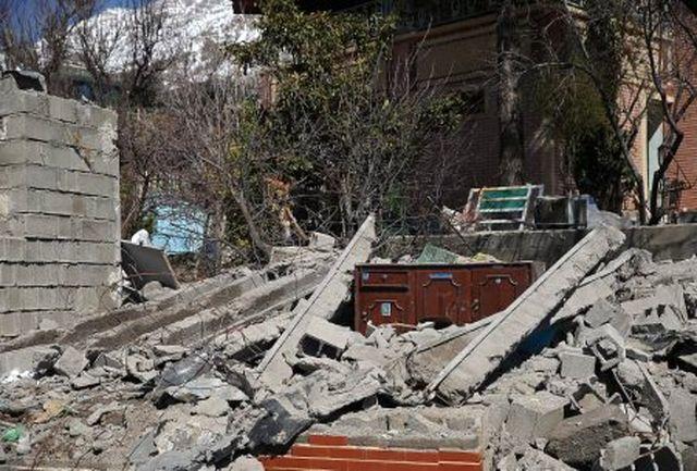 ایران در بهمن ماه گذشته ۸۰۰ بار لرزید