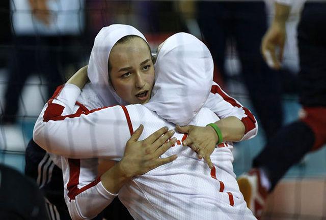 ملکی: از تیم ملی والیبال نشسته خداحافظی کردم