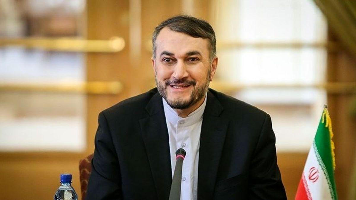امیر عبداللهیان روز ملی چین را تبریک گفت