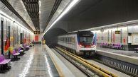اختلال در نمایشگر کنترل ترافیک خطوط مترو/ ترافیک در خط 2 مترو تهران