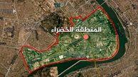 وقوع انفجار شدید در نزدیکی سفارت آمریکا در بغداد