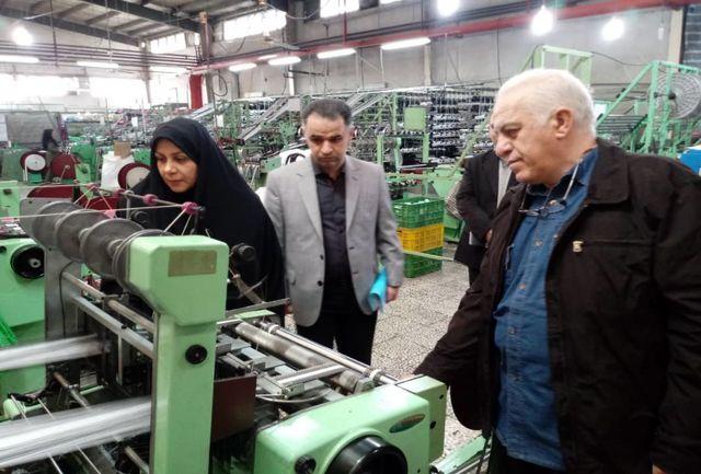 اختصاص ۲۱ هزار میلیارد تومان تسهیلات برای بازسازی و نوسازی صنعت نساجی کشور