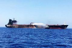 نفتکش های حادثه دیده از آب های تحت نظارت ایران خارج شدند