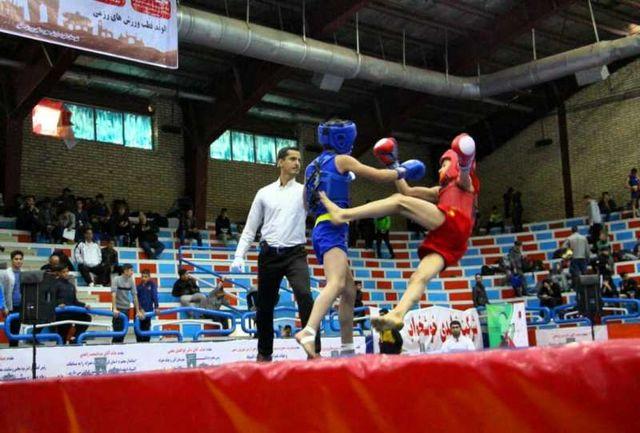 ووشوکاران سیستان و بلوچستان به رقابتهای کشوری اعزام شدند