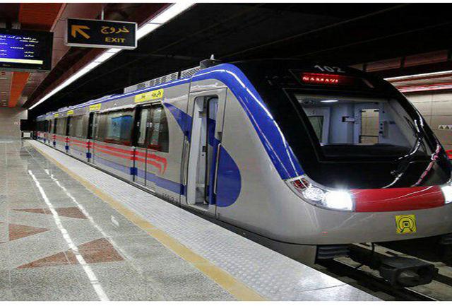تأمین واگن مترو برای متروی تبریز توسط شرکت ایریکو شهرستان ابهر استان زنحان