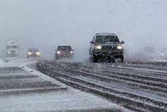 پیش بینی بارش برف در برخی مناطق استان اصفهان