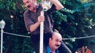 «زیر درخت هلو» ایرج طهماسب  و حمید جبلی در رادیو نمایش