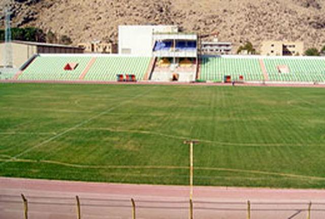 مرمت ورزشگاه تختی خرمآباد جزو مصوبات دور دوم سفر هیأت دولت به لرستان است