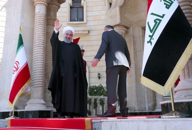 دستاوردهای سیاسی، امنیتی و اقتصادی سفر حسن روحانی به عراق/ دیدار تاریخی روحانی در نجف رقم خورد