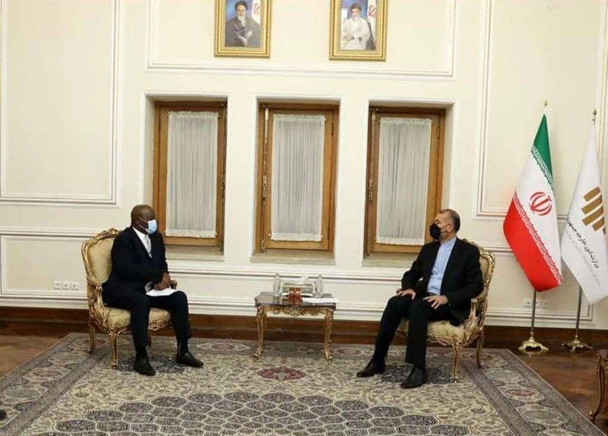 ایران و آفریقای جنوبی راه های گسترش مناسبات را بررسی کردند