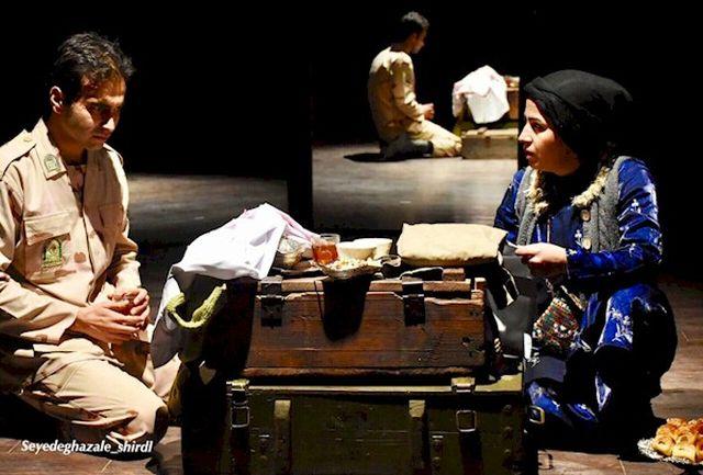 رقابت هفت اثر نمایشی جشنواره هنرهای نمایشی قرآن و عترت خراسان شمالی