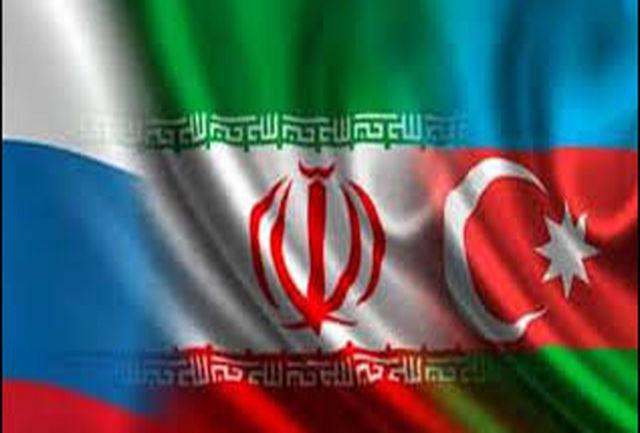کارگروه راهگذار شمال جنوب میان ایران، روسیه و جمهوری آذربایجان تشکیل میشود